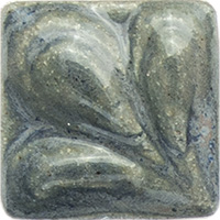 Leaf Ceramic Tile - high relief 1x1