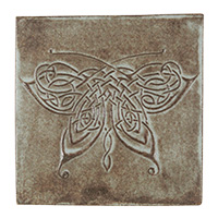 Butterfly Knot Tile (4x4)