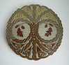 Celtic Knot Oak Tree Plaque